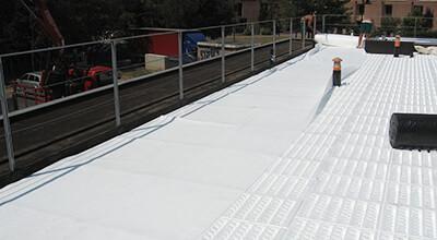 Geosintetici per tetti