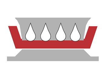 funzione barriera geosintetici edilfloor