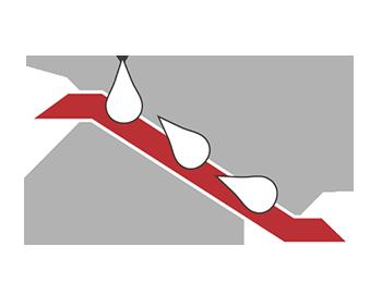 funzione controllo erosione geosintetici edilfloor