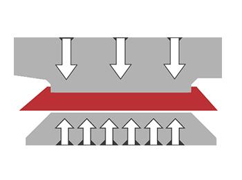 funzione separazione geosintetici edilfloor