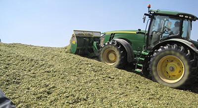 Agricoltura - Copertura degli insilati