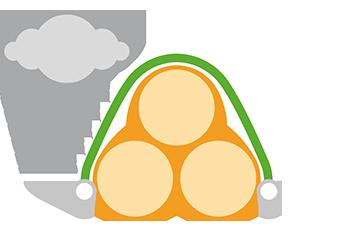 drenante e idrofobico flortex 55-160
