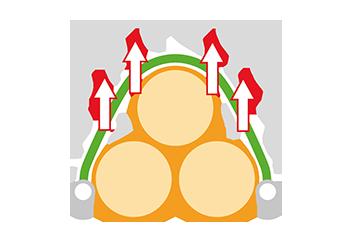traspirante flortex 55-160