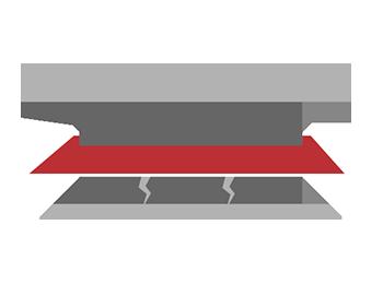 funzione distensione geosintetici edilfloor
